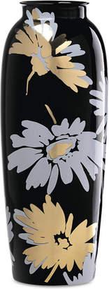 """Lenox Brush Strokes Daisy 11"""" Porcelain Vase"""