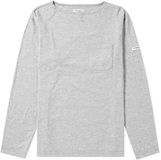 Engineered Garments Long Sleeve Bask Pocket Tee