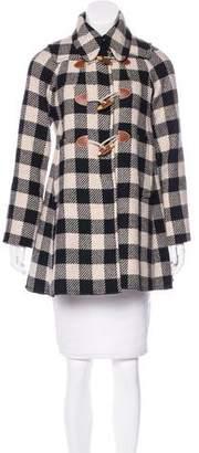 Sonia Rykiel Sonia by Wool Short Coat w/ Tags