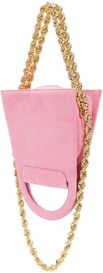 Jacquemus inverted shoulder bag