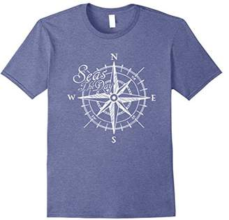 DAY Birger et Mikkelsen Seas The Shirts Cruising Nautical Sailing Tshirt