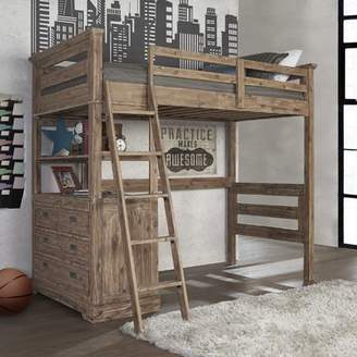 LOFT Viv + Rae Bryon Bed with 4 Drawer Chest End