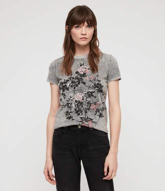 AllSaints Syner Imogen T-Shirt