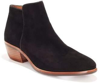 044aaea8e Sam Edelman Black Suede Ankle Women s Boots - ShopStyle