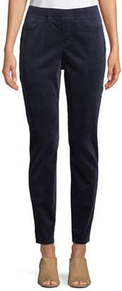Eileen Fisher Fine Wale Corduroy Skinny Pants, Plus Size