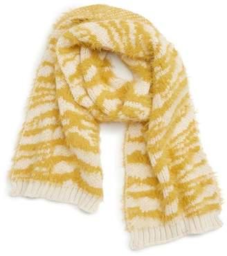 BP Jacquard Knit Scarf