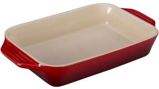 Le Creuset Stoneware Rectangular Baking Dish