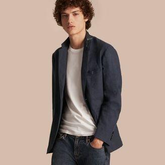 Burberry Cotton Blazer $895 thestylecure.com