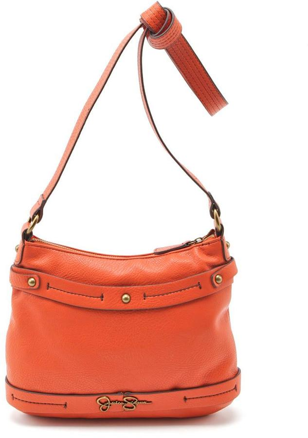 Jessica Simpson Serafina Crossbody- Orange Peel