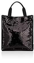 Faith Connexion Women's Sequined Tote Bag - Black