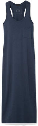 ATM Anthony Thomas Melillo Stretch-modal Jersey Midi Dress