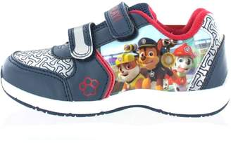 Nickelodeon Paw Patrol Malick Navy Hook and Loop Trainers UK Size 6