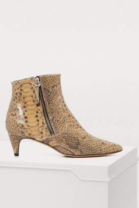 Isabel Marant Deby boots with heels