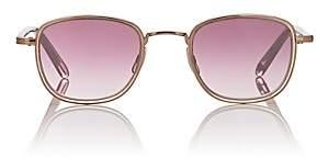 Garrett Leight Men's Garfield Sunglasses-Rose