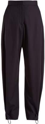 Stella McCartney Yesenia drawstring-cuff trousers