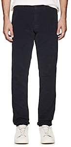 Tomas Maier MEN'S COTTON CORDUROY PANTS-NAVY SIZE 30