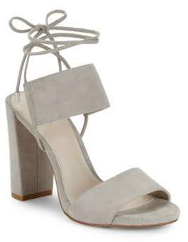 Kenneth Cole New York Dess Canvas Lace-Up Dress Sandals