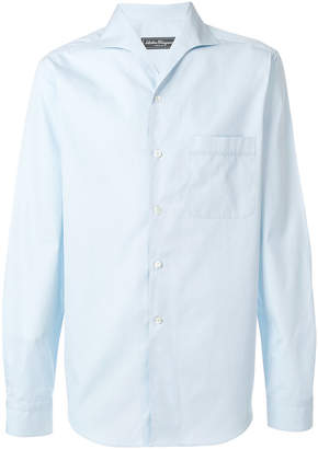 Salvatore Ferragamo regular fit shirt