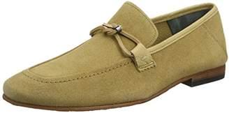 Ted Baker Men's Hoppken Loafers, Pink ( #Ffc0cb), 44 EU