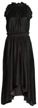 Shoshanna Lourdes Midi Dress