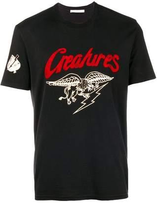 Givenchy Creatures T-shirt