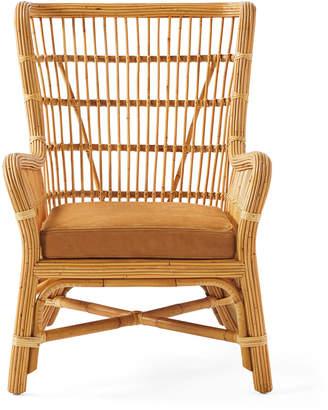 Serena & Lily Bodega Bay Wing Chair