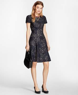 Floral Lace Dress $198 thestylecure.com