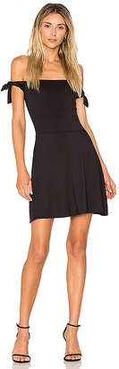 Twenty Superior Tied Shoulder Dress