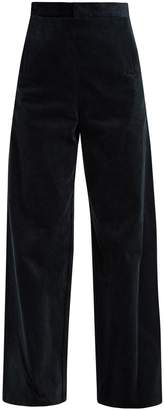 Toga Wide-leg corduroy trousers