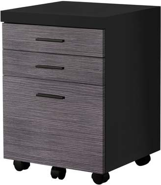 Monarch 3-Drawer Filing Cabinet
