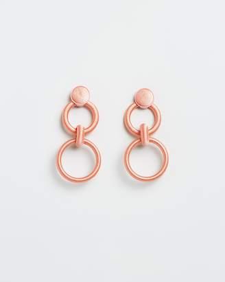 BaubleBar Camielle Hoop Earrings