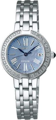 Seiko (セイコー) - SEIKO エクセリーヌ ユニセックス 腕時計 SWCW007
