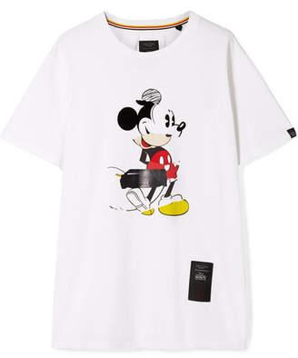 Rag & Bone + Disney Oversized Printed Cotton-jersey T-shirt