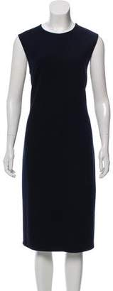 Vince Sleeveless Midi Dress