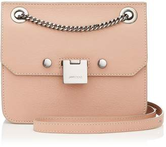 Jimmy Choo Rebel Leather Cross Body Bag