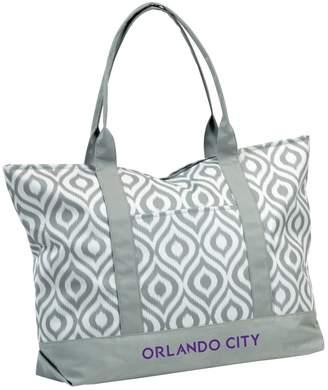 Logo Brands Orlando City SC Ikat Tote