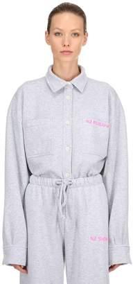 Natasha Zinko Vljubilas Printed Jersey Shirt