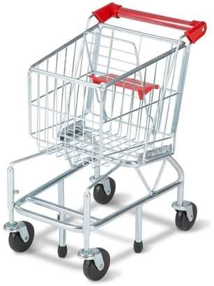 Melissa & Doug Grocery Shopping Cart