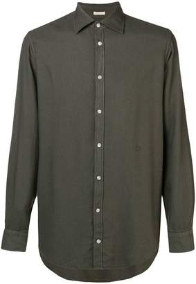 Massimo Alba classic fitted shirt