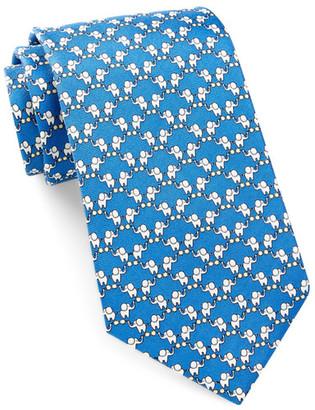 TailorByrd Silk Elephant Tie $19.97 thestylecure.com