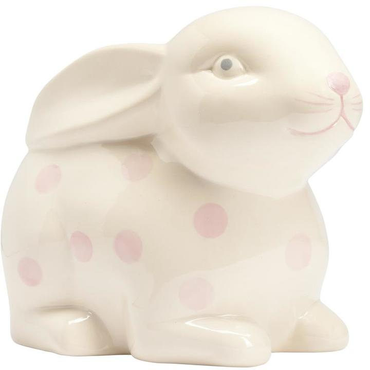 Piggy Bank Lovely Bunny