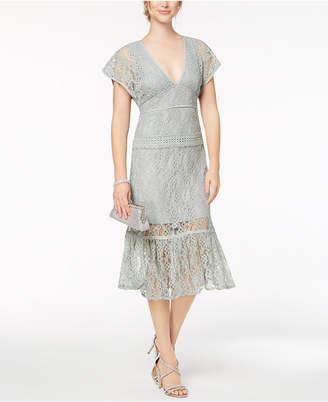 Foxiedox Lace Midi Dress
