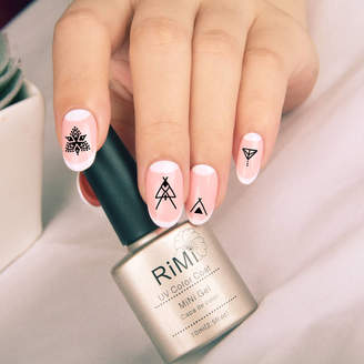 House Of Wonderland Geometric Shapes Nail Art Stickers