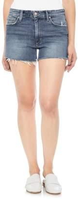 Joe's Jeans Lover Distressed Baggy Denim Shorts (Elayne)