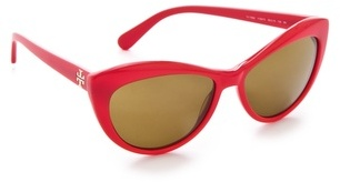 Tory burch Oversized Cat Eye Sunglasses