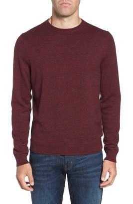 Nordstrom Cotton & Cashmere Crewneck Sweater
