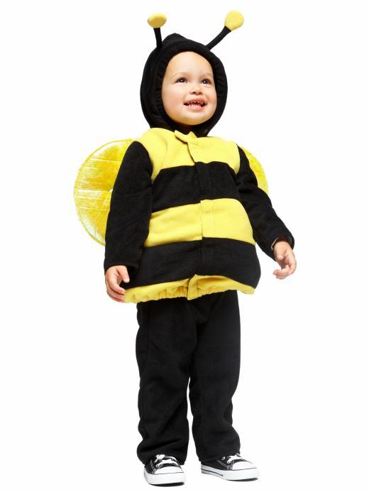 Bumblebee Costumes for Baby