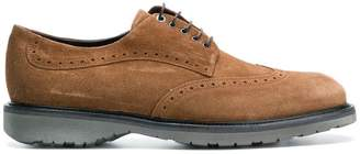 Salvatore Ferragamo classic lace-up brogues