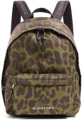 Burberry Logo Backpack