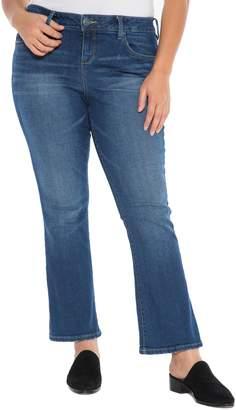 SLINK Jeans Flare Jeans